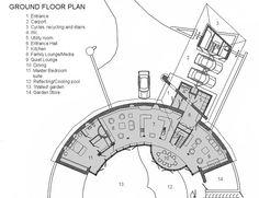 Ardenwood Solar residences - Ground Floor Plan