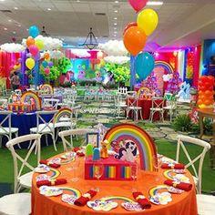 centros de mesa my little pony equestria girl - Buscar con Google
