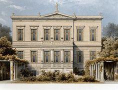 Центр архитектуры, Классические фасады