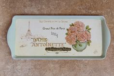 Dame Antoinette Rectangular Tray Grand Prix, Kitchenware, Tray, Home Decor, Decoration Home, Room Decor, Trays, Kitchen Gadgets, Home Interior Design