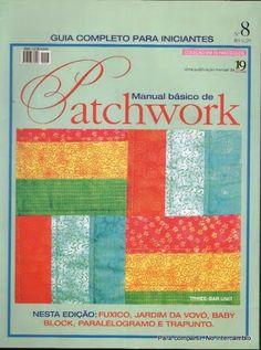 Manual Basico de Patchwork 8 - Lourdes Perez - Álbuns da web do Picasa