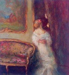 Gaston La Touche (1854-1913), L'Etreinte