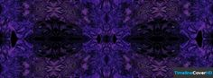Purple And Black Pattern Facebook Cover Timeline Banner For Fb Facebook Cover