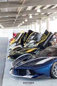 #Ferrari Laferrari FXXK
