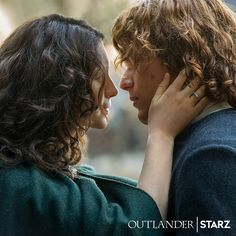 A love that transcends time and space. Outlander premieres September 10 on STARZ.