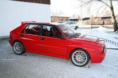 1993 Lancia Delta Integrale EVO III
