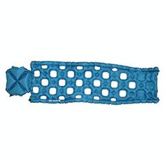 Klymit Inertia O Zone Lightweight Camping Air Pad BlueGray *** Be sure to check out this awesome product. This is an Amazon Affiliate links.