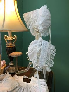 """One of our granddaughters calls her smocked, fancy, twirly dresses her """"beautiful beautifuls"""" and requests to wear those quite often. Diy Platform Bed, Hat Stands, Baby Bonnets, Heirloom Sewing, Smocking, Tatting, Fancy, Granddaughters, Skirts"""