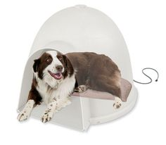 K&H Lectro-Soft Igloo Style Bed Large 17.5x30 60 watts (KH1053)