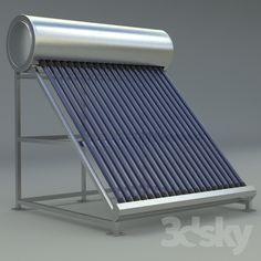 Solar Water Heating Tank