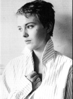 Breathless  Jean Seberg 4x6 Postcard by Videotheque
