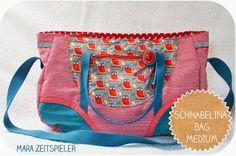 """Eine neue Tasche für mich: """"SchabelinaBag"""""""