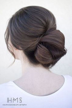 Wedding Hairstyle For Long Hair : Bridal hairstyle.