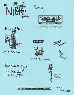 70s flyer