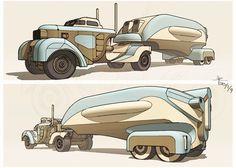 Картинки по запросу dieselpunk cars