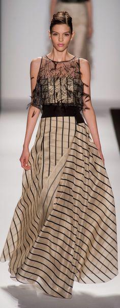 5db0dd2107f2d Carolina Herrera at NYFW Spring 2014 Carolina Herrera, Love Fashion, High  Fashion, Fashion