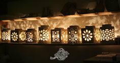 #candle #ceramics #candle holder # light