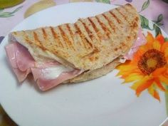 TOAST DI MERI ATTACCO Dukan Diet, Soup And Sandwich, Diet Tips, I Foods, Food And Drink, Healthy Eating, Bread, Cooking, Ethnic Recipes
