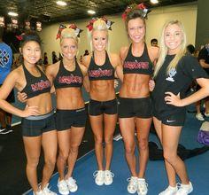 Cheer Athletics CA 2014 cheetahs Football Cheerleaders, Cheerleading, Carly Manning, College Cheer, College Football, Cheer Picture Poses, Cheer Athletics, Cheer Pictures, Cheer Bows