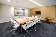 Investment Firms, Architects, Investing, Conference Room, Interior Design, Table, Top, Furniture, Home Decor