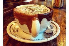 17 Places You Must Go For Hot Chocolate In London