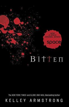 Bitten: How would a successful woman juggle work and love with being a werewolf? Find out in Bitten.