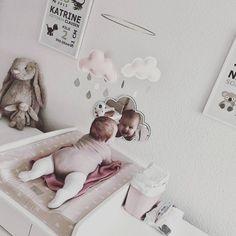 Baby Room Boy, Baby Bedroom, Baby Room Decor, Nursery Room, Girl Room, Themed Nursery, Bedroom Wall, Mirror Bedroom, Bedroom Inspo