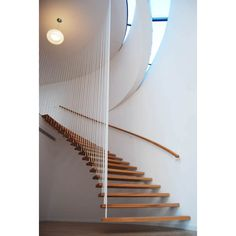20+ Beautiful Modern Staircases found on Polyvore