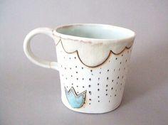 Adorable Mug-Handmade at that!