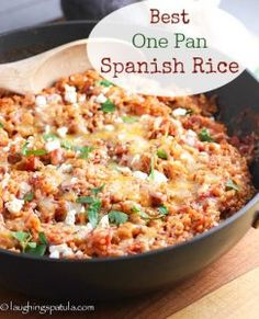 One cooks Spanish Rice is another cooks Mexican Rice.  Whatever you call it, it's a great side dish that cooks up easy and will kick up that boring old chicken you are about to bake..again!  This is a recipe I seem to forget about,  but my family loves it and I love that it...Read More »