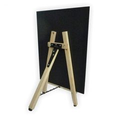 Tabletop Easel 30x40cm Just £21.59!  Next Day Delivery. Chalkboards Included. Natural Pine Easel. Use Chalk Pens & Chalk. #chalkboard #easel #display #advertising #artistic