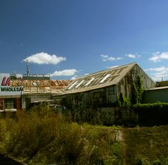 Old factory. Footscray, Melbourne