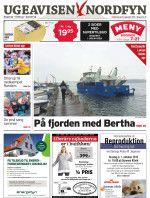 Jaaaaaaaaa så kom Kirsten med i avisen :-) <3  Se på side 8 :-) Ugeavisen Nordfyn - 15-09-2015
