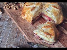 Hojaldre relleno de Camembert - YouTube