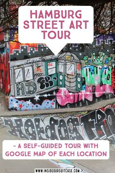 Hamburg has so many things to do but one of the unique things is spotting street art. Check out our Hamburg street art tour to check out the best of what Hamburg has to offer.