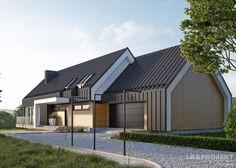 Projekty domów LK Projekt LK&1329 zdjęcie 15