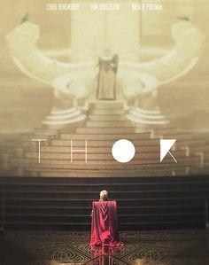 Thor, for Chris. Typography Tumblr, Impatience, Chris Hemsworth, Thor, My Hero, Illusions, Homecoming, Movie Tv, Avengers