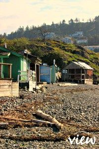 Shack Island, Nanaimo