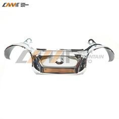 SODIAL Chrome Goldwing Air Intake Mask Decorative Cover for Goldwing Gl1800 2001-2011