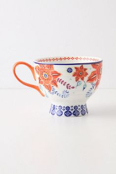 Sip-Of-Nectar Mug - for my morning tea. #anthrofave