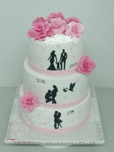 Cake Images Of Wedding Anniversary . Cake Images Of Wedding Anniversary . Blush Wedding Cakes, Wedding Cake Images, Wedding Cake Roses, Wedding Cake Stands, Wedding Cake Designs, Wedding Cake Toppers, Wedding Anniversary Pictures, Anniversary Flowers, Happy Anniversary Cakes