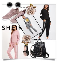 """""""Shein IV/3"""" by anidahadzic ❤ liked on Polyvore featuring Bose and Thomas Sabo"""