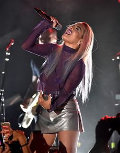 Rita Ora Performs at The El Rey