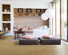 Cork flooring is one of the hottest trends in home flooring. Wondering how to style around it? We'll show you 5 ways to get creative with cork flooring. Furniture, Room, Interior, Home Decor, House Interior, Feng Shui Your Living Room, Interior Design, Feng Shui Living Room, Flooring Trends