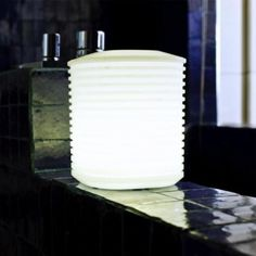 Lantern LED Indoor Outdoor Lamp, Smart & Green Outdoor Lighting | YLiving