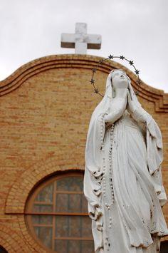 San Albino's Church, Mesilla, New Mexico  www.mexicana-nirvana.com