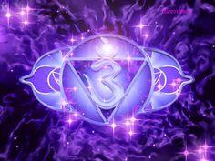 ஜ Third Eye Chakra ~ Ajna ஜ   art; e11en ♥ vaman www.facebook.com/ellenvaman…