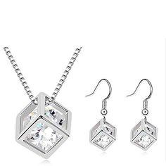 Smileforever Austrial Crystal Two-Pieces Chain Earrings-Mysterious Space Love(C1) SmileForever http://www.amazon.com/dp/B0142XRMV0/ref=cm_sw_r_pi_dp_DFJxwb0MQ4V1C