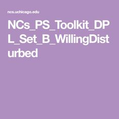 NCs_PS_Toolkit_DPL_Set_B_WillingDisturbed