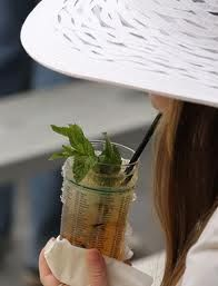 ok, now I am officially pouting. I vow to never miss a Derby Day at Churchill Downs ever again.